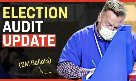 Epoch TV: Facts Matter (May 12): 13 Percent of Maricopa County Ballots Counted So Far; Background Checks Slowing Process