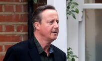 Former UK PM Cameron Denies 'Generous' Package Motivated Greensill Lobbying