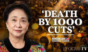 Hong Kong's 'Iron Lady' Emily Lau: 'The Game Is Not Over'