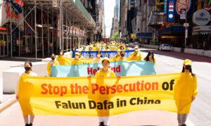 Infographic: Beijing's 22-Year-Long Persecution of Falun Gong