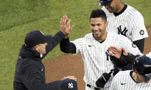 Yankees' Torres Positive for COVID-19 Despite Being Vaccinated