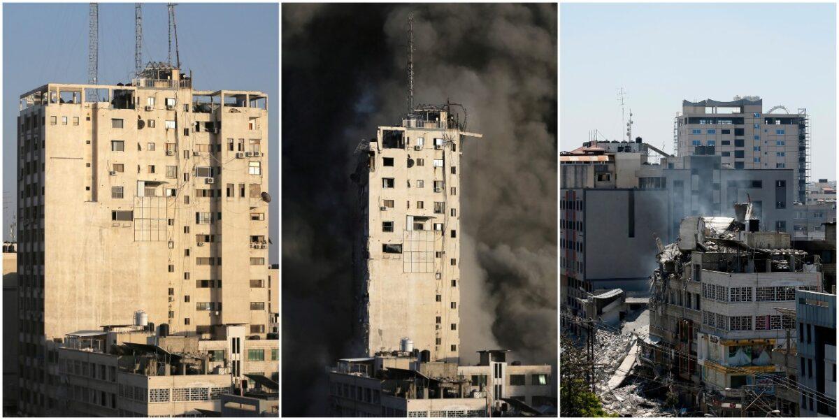 building-in-gaza-bombed