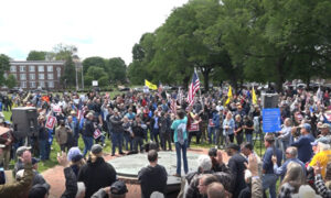 Over 1,000 People Rally for Gun Rights in Delaware as Bills Head to House