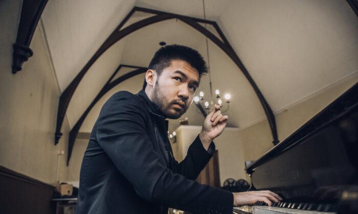 Award-winning composer and pianist Conrad Tao will lead the 2021 Laguna Beach Music Festival. (Courtesy of Brantley Gutierrez)