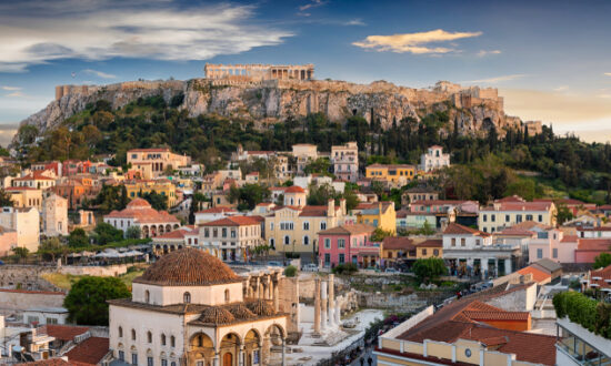 Finding Hidden Greece, From Unnamed Islands to the Heart of Athens