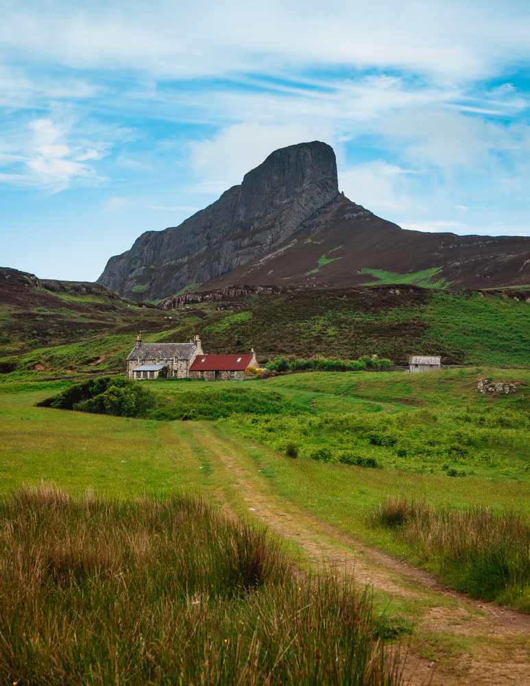 Highlands,Countryside,Isle,Of,Eigg,Scotland