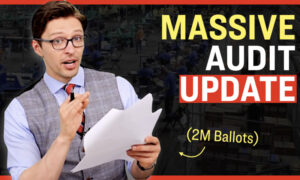 Facts Matter (May 14): Auditors Find Omissions, Inconsistencies, & Anomalies With Maricopa County Ballots