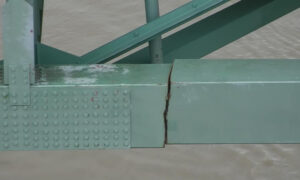 I-40 Bridge Inspector Fired, May Face Charges for Not Flagging Huge Crack in Span