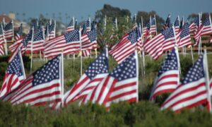 Field of Honor Pays Tribute to Service Members, First Responders