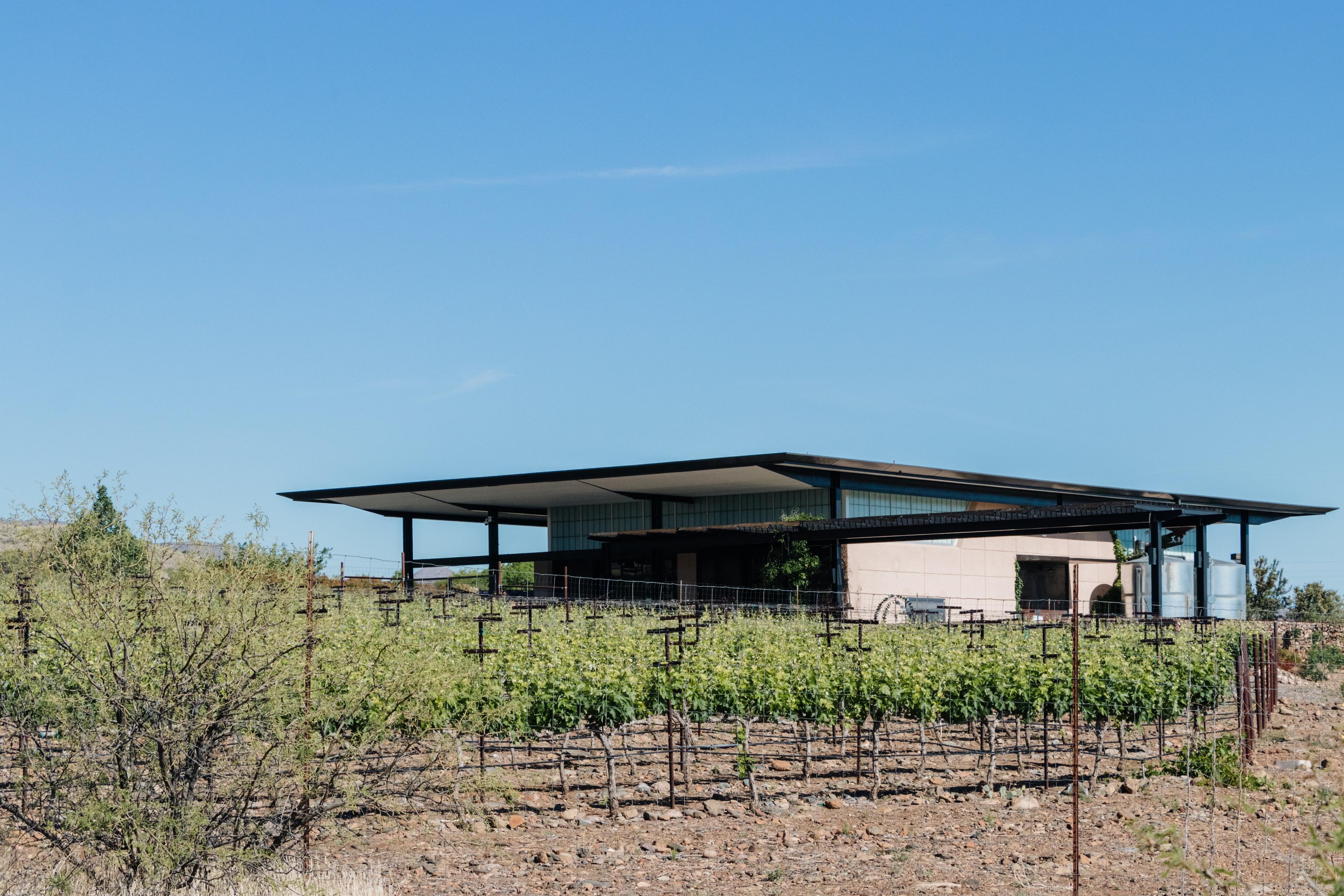 Southwest Wine Center at Yavapai College