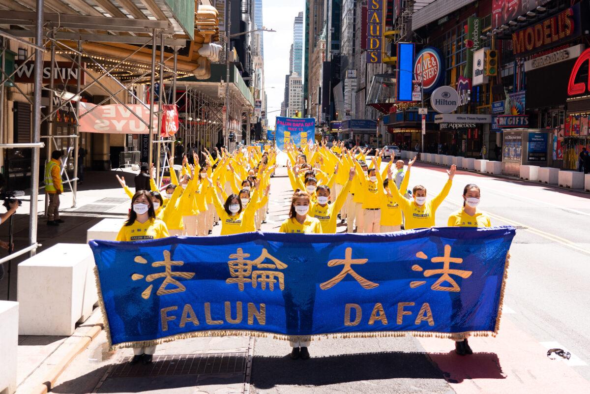 May 13 parade