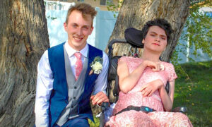 Teenage Girl With Special Needs Left Without Prom Date—so This Young Gentleman Steps Up