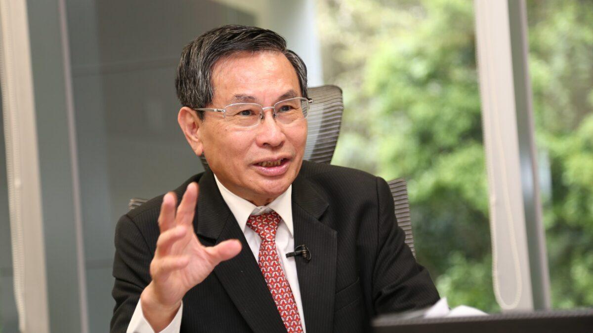 Dr. Shiing Jer Twu.
