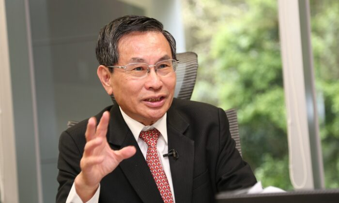 Dr. Twu Shiing-jer. (Courtesy of The Development Center for Biotechnology)