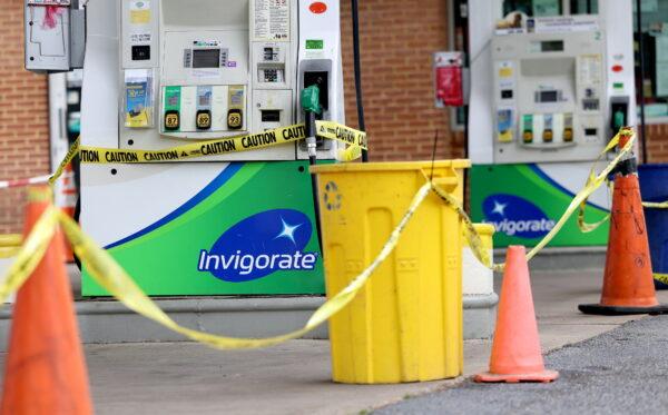 DC gas pump
