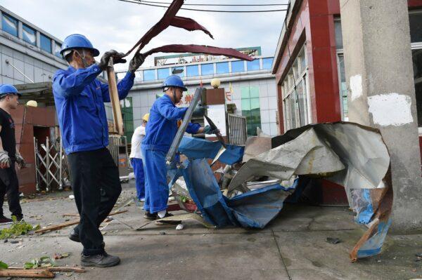 damage-to-factory-china