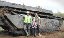 UK Farmer Unearths WWII Amphibious Assault Tank That Disappeared 74 Years Ago