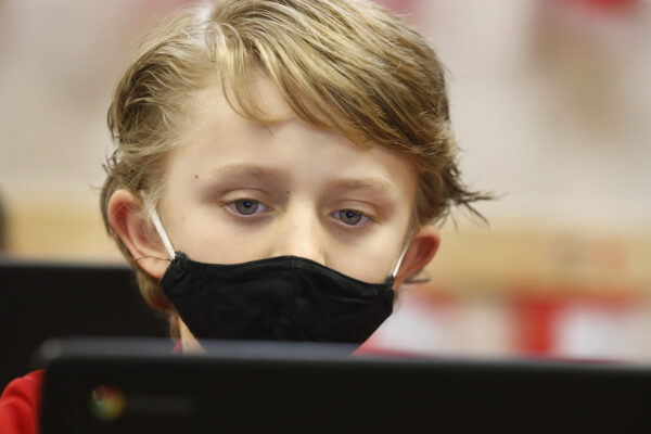 child-masks-at-school