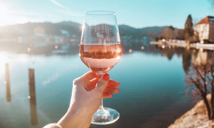 Dry rosé wines appeal because of their great taste and being thirst quenchers. (Svetlana Khovrina/Shutterstock)