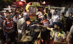 2 Dead, Over 150 Injured in Israeli Synagogue Bleacher Collapse