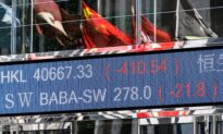 Three Chinese Tech Giants' Shares Drop Over 30 Percent After Beijing's Recent Crackdown
