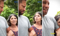 Heartwarming Video Shows Mom With Dementia Who Can't Recognize Son—Until He Says 'I'm Your Son'