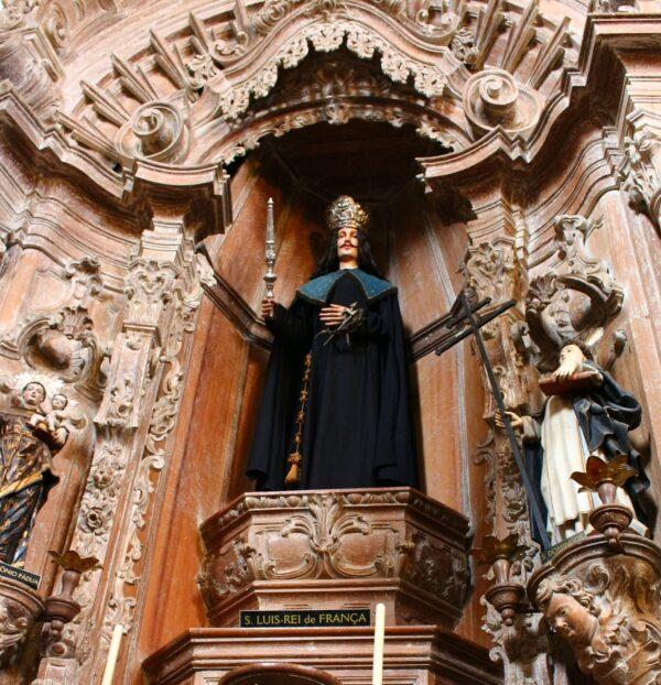 Church of São Francisco de Assis, Ouro Preto