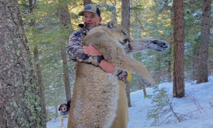 Patrick Montgomery (Colorado Parks and Wildlife)