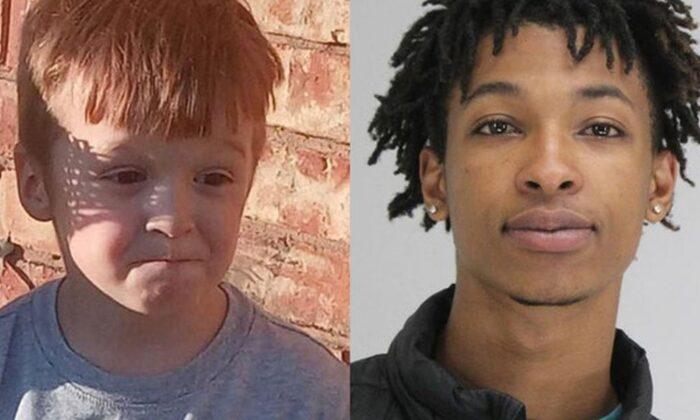 Cash Gernon and Darriynn Brown mugshot. ( Dallas County Police; Dallas County Jail)