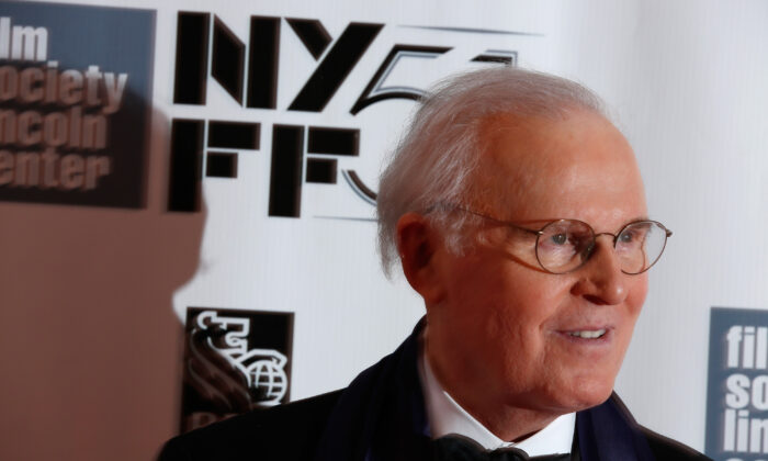 """Actor Charles Grodin attends the opening night gala world premiere of """"Captain Phillips"""" during the 51st New York Film Festival at Alice Tully Hall at Lincoln Center on September 27, 2013 in New York City.  (Jemal Countess/Getty Images)"""