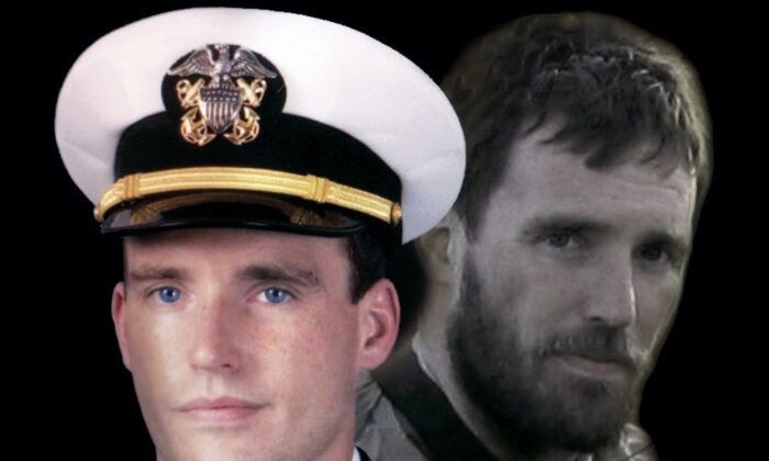 LT. Michael P. Murphy was killed during Operation Red Wings in Afghanistan on June 28, 2005. (Courtesy of Dan Murphy)
