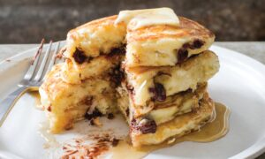 These Fluffy Pancakes Will Make You Flip