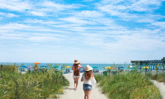 Families appreciate the region's affordability as a vacation spot. (Margaret.Wiktor/Shutterstock)