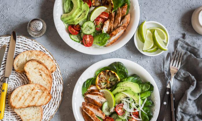 Base your meals around on-sale protein and in-season produce. (Kiian Oksana/Shutterstock)