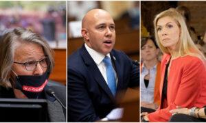 GOP Lawmakers Defy House Floor Mask Mandate, Risk Fine
