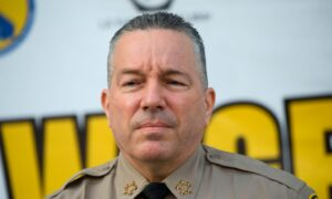 LA County Sheriff Says He Will Not Enforce New Indoor Mask Mandate