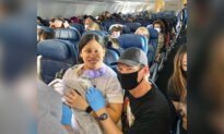 Woman on Plane Who Didn't Know She Was Pregnant Gives Birth Inflight With Doctor, Nurses Aboard