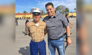 Son of Fallen Officer Pursues His Dad's Legacy, Joins Police Academy 4 Months After Fatal Shooting