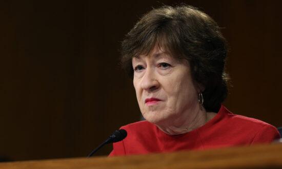 Sen. Collins: 'Bipartisan' Infrastructure Bill Has Support of at Least 10 Republican Senators