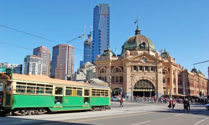 Flinders Street Station, Melbourne, Australia. (Paul Macallan/Pixabay)