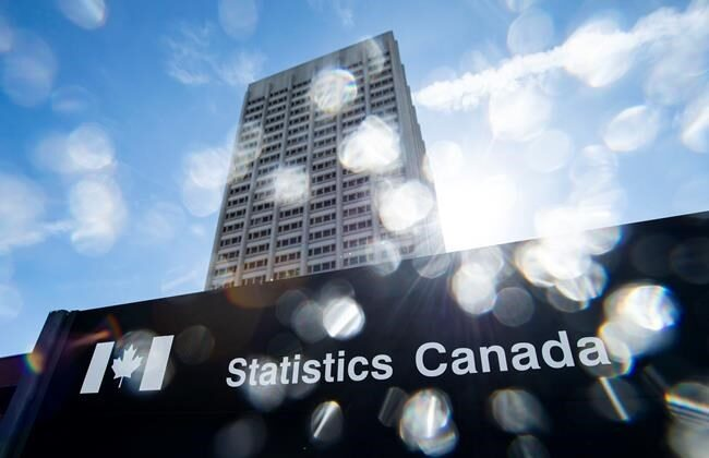 Statistics Canada's offices at Tunny's Pasture in Ottawa are shown on March 8, 2019. Statistics Canada is reminding people to fill out this year's census to avoid getting a visit at their door during the COVID-19 pandemic. (Justin Tang/The Canadian Press)