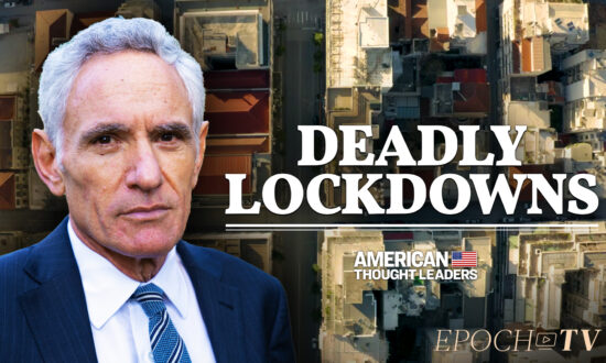 Dr. Scott Atlas: Lockdowns Not Only a 'Heinous Abuse' of Power, They Also Failed to Protect the Elderly