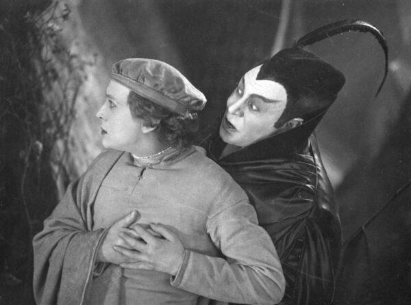 Faust-from F.W. Murnau
