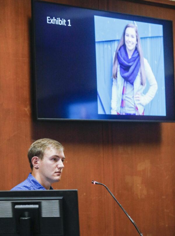 Dalton Jack testifies