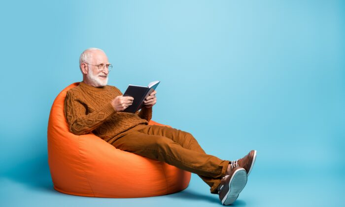 People who feel younger have a greater sense of well-being, less inflammation, and better cognitive function. (Roman Samborskyi/Shutterstock)