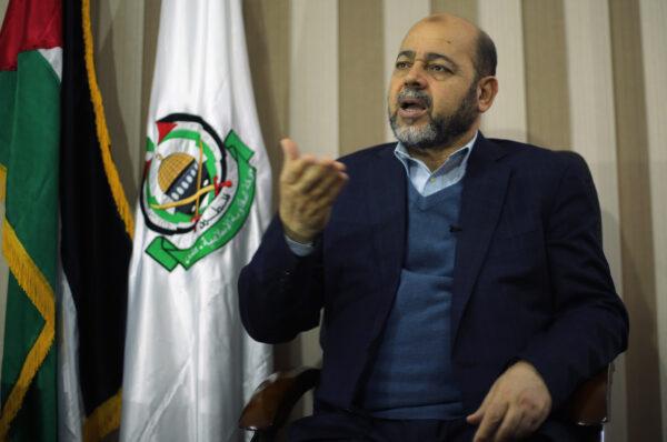 Deputy Hamas chief Moussa Abu Marzouk