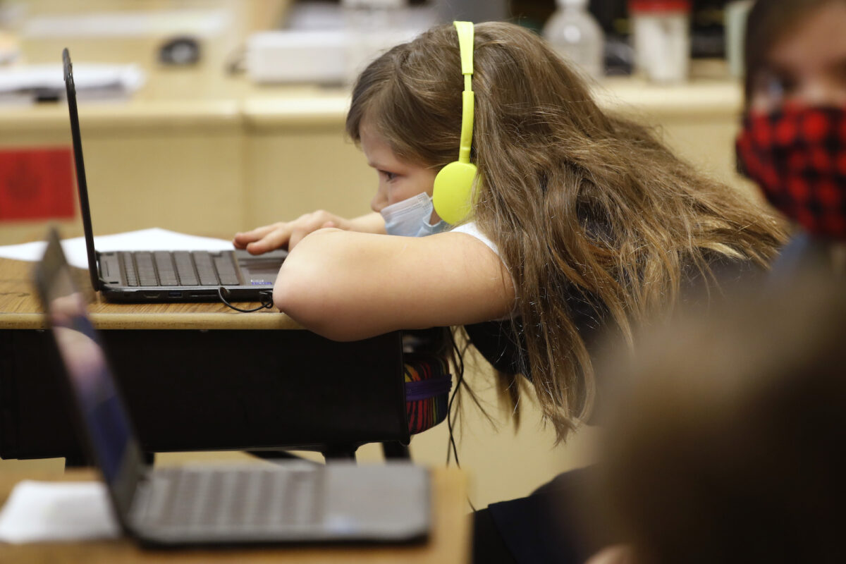 In-Person Schooling Continues In Utah As Many Districts Across The Nation Struggle To Return