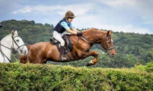12-Year-Old Equestrian Rider Will Ride Son of Horse Her Mom Rode 27 Years Ago to Compete at Hickstead