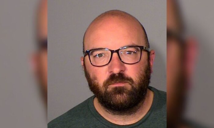 Nicholas James Firkus has been arrested in the 2010 death of his wife Heidi Firkus. (Ramsey County Jail)