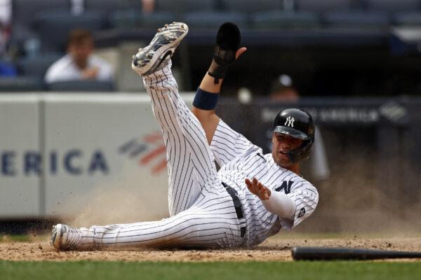 New York Yankees' Gleyber Torres